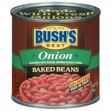Bush's Best Onion Baked Beans 16 oz