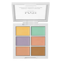 NYX Color Correcting Concealer Palette