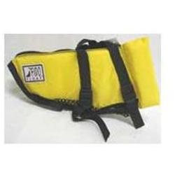Premier Pet Products - Fido Float Life Vest- Yellow Tiny - FLOAT YEL T