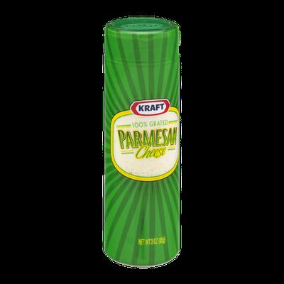 Kraft Parmesan Cheese 100% Grated