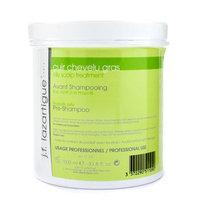 J.F. Lazartigue Propolis Jelly Treatment Pre Shampoo For Oil Scalp (Salon Size) 1000ml/33.8oz