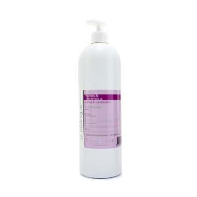 J.F. Lazartigue Marine Shampoo - For Normal & Combination Hair (Salon Size) 1000ml/33.8oz