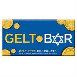 Bloomsberry PR2014 Gelt Bar Bar of Chocolate