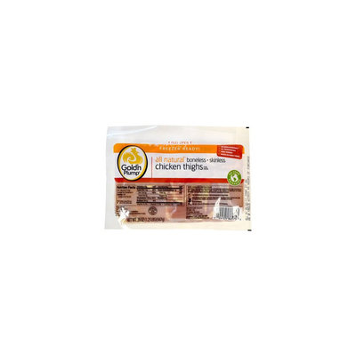 Gold'n Plump All Natural Chicken Thighs (28 oz.)
