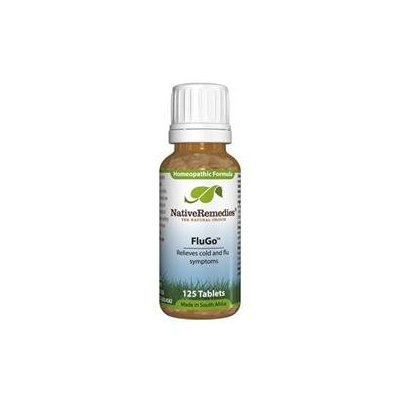 FluGo by Native Remedies - 180 Tablets