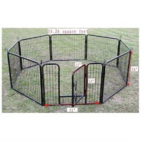 Bestpet 24 Heavy Duty Pet Playpen Exercise Pen/Fence