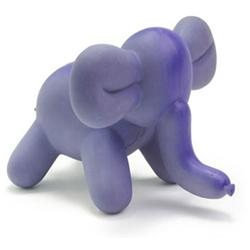 Charming Pet Products Charming Pet Balloon Elephant Dog Toy Small
