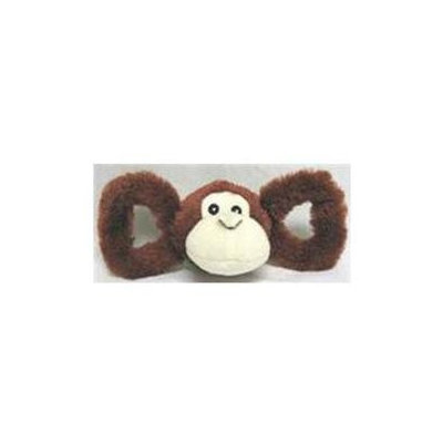 Jolly Pets Tug-A-Mals Monkey in Brown