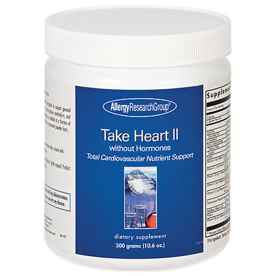 Allergy Research Group Take Heart II (w/o hormones) 300g