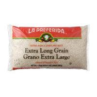 La Preferida Extra Long Grain Extra Fancy Enriched Rice 2-lb.
