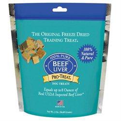 Gimborn DRD401922 Freeze Dried Dog Liver Treats 2Oz Bag