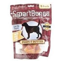 Petmatrix Smartbones Peanut Butter Peanut Butter Large-3 Pack