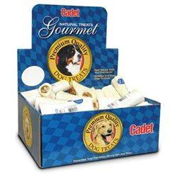 Ims Trading Corporation Ims Trading Dog Treat Chicken Stuffed Bone Small