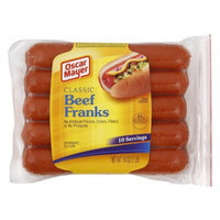 Oscar Mayer Beef Franks 16 oz