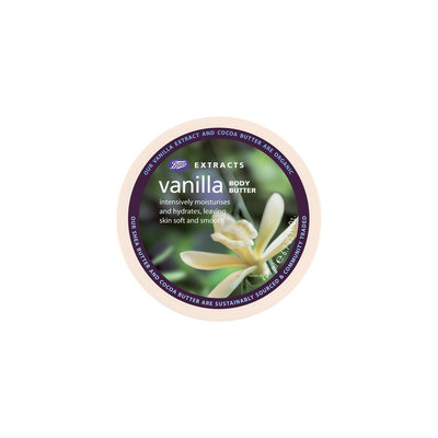 Boots Extracts Vanilla Body Butter - 6.7 oz
