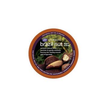 Boots Extracts Brazil Nut Body Scrub - 6.7 oz