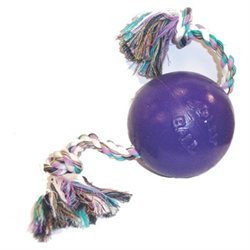 Horsemen S Pride Inc Horsemen Pride Equine Romp N Roll 4.5In Ball Purple