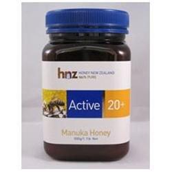 Pacific Resources 80500 HNZ Manuka 20 Plus Bio Active
