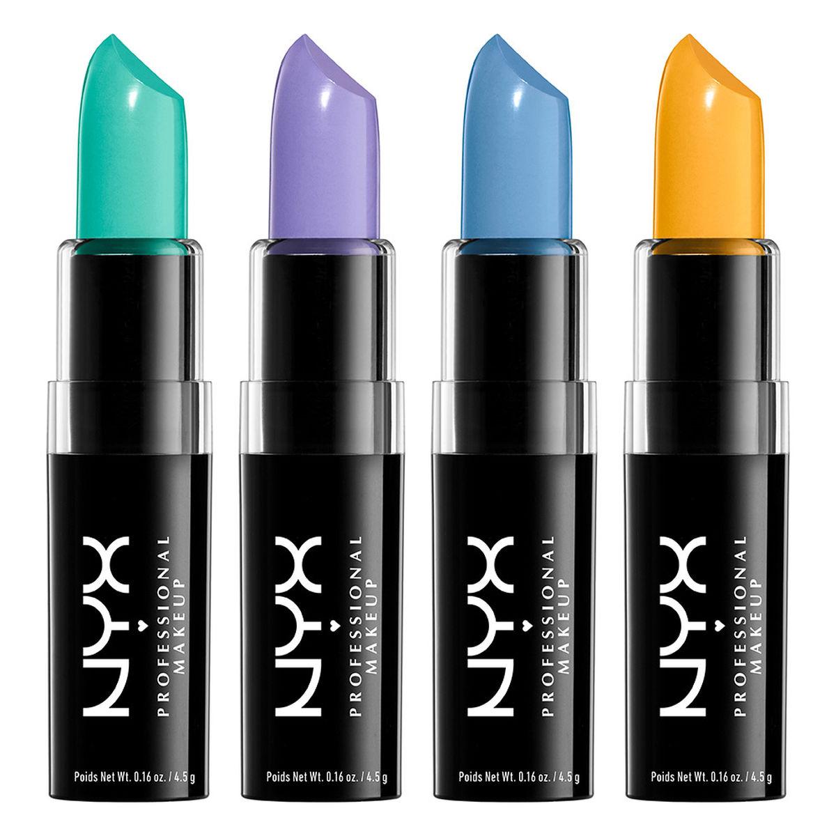 NYX Macaron Pastel Lippies Lipstick