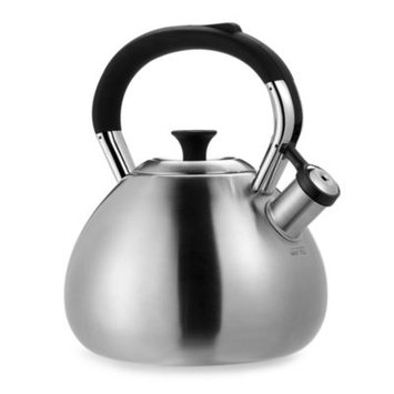 Copco® Brushed Stainless Steel Tea Kettle