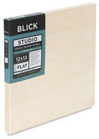 Blick Studio Artists' Wood Panels