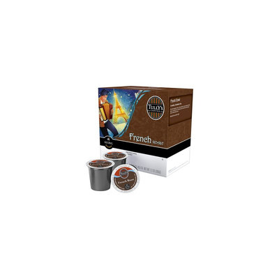 Keurig Tully's Coffee French Roast 18-pk. K-Cup® Portion Pack