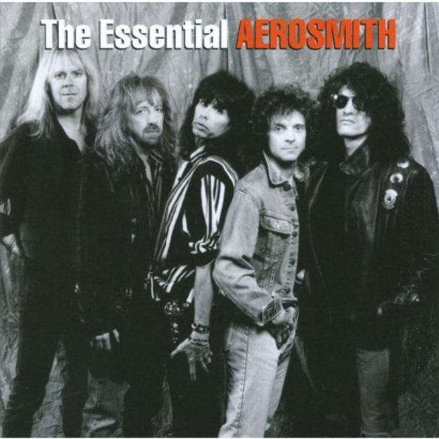 Sony ESSENTIAL AEROSMITH BY AEROSMITH (CD) [2 DISCS]