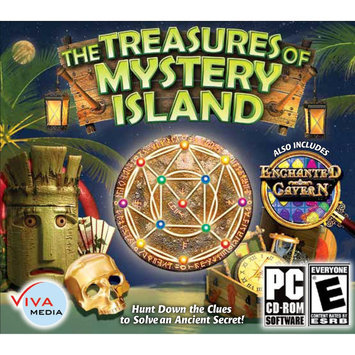 Viva Media Treasures of Mystery Island 3 Pack