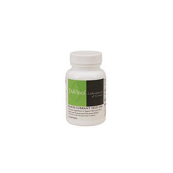 DaVinci Laboratories - Black Currant Seed Oil - 90 Softgels