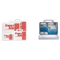 Pac-Kit 10 Person Plastic First Aid Kit