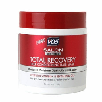 Alberto VO5 Salon Series Total Recovery Deep Conditioning Hair Mask, 6 oz