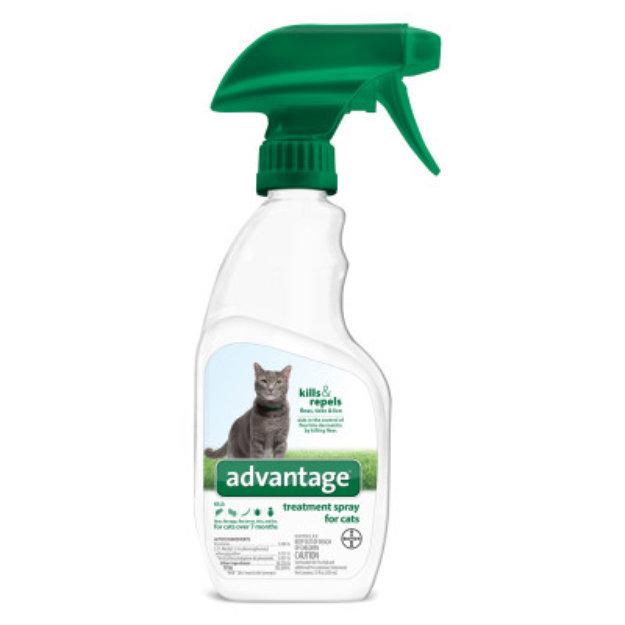Bayer AdvantageA Flea & Tick Cat Spray