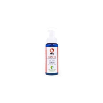 Island Rx Therapeutic Foaming Facial Cleanser 8oz liquid by Keys Care