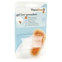 Silipos TheraStep Gel Toe Spreader - 2 Count