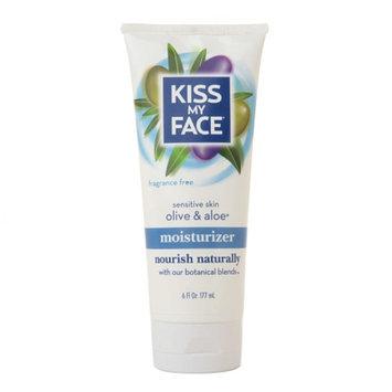 Kiss My Face Moisturizer Fragrance Free Olive & Aloe