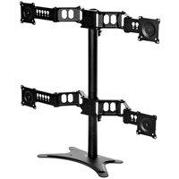 DoubleSight Quad Monitor Flex Stand