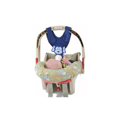 Bebe Bottle Sling Bebe Car Seat Bottle Sling - Navy Puppy Navy