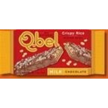 Q.bel Crispy Rice Wafer Bars Milk Chocolate -- 1.1 oz