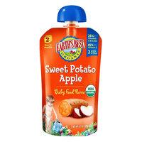 Earths Best Earth's Best Organic Stage 2 Sweet Potato Apple Baby Food 4.2 oz