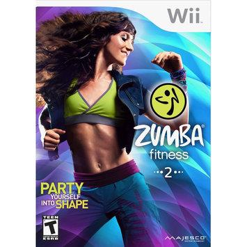 Majesco Zumba Fitness 2 Wii - 01755