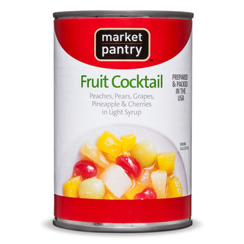 Market Pantry Mix Fruit 15 oz