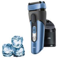 Braun CoolTec 4-cc Men's Wet & Dry Premium Shaving System, 1 ea