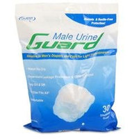 Questproducts Guardian for Men Male Urine Guard, 30ct