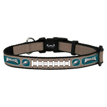 GameWear Philadelphia Eagles Reflective Toy Football Collar