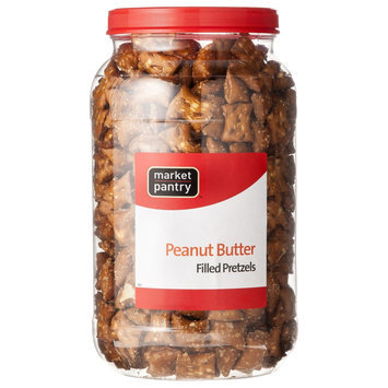 Market Pantry Peanut Butter Filled Pretzels