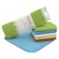 Thirsties, INC Fab Wipe for Boy (6 Pack)