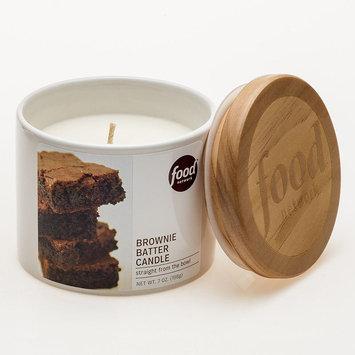 Food Network 7-oz. Brownie Batter Jar Candle