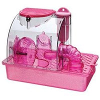 Penn Plax CP1 Pink Princess Housing Unit / Small