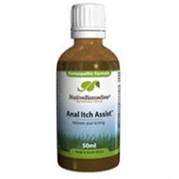 Native Remedies AIA001 Anal Itch Assist for Anal Itching 50ml