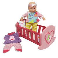 Circo Baby With Crib